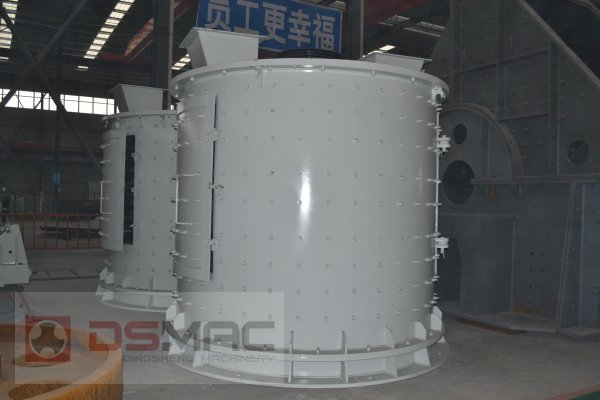 YM Pre-grinding Mill exported to Egypt