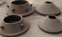 Cone Crusher Concave, Cone Crusher Liner, Concave for Sale