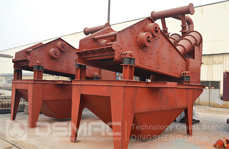 XSH Fine Sand Recycling Equipment